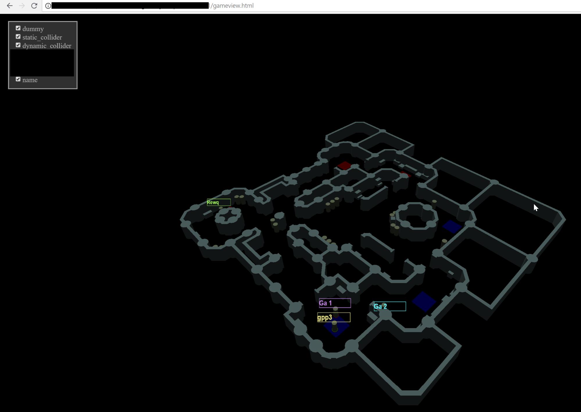 Как мы отлаживаем в браузере самописный ECS на игровом сервере - 5