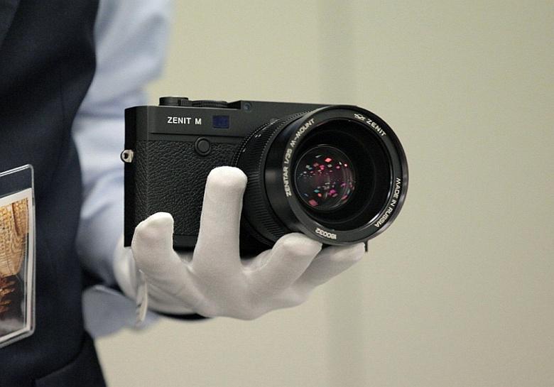 Leica возвращает в строй фотоаппараты «Зенит»