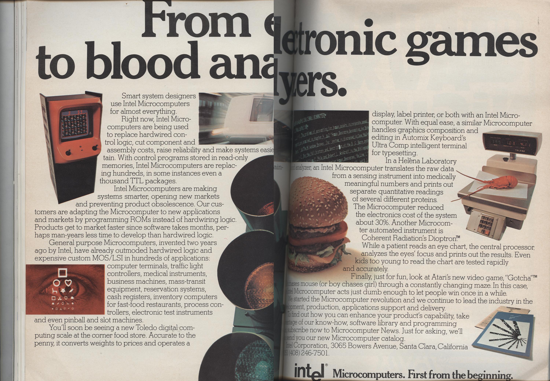 История первых микропроцессорных видеоигр - 10