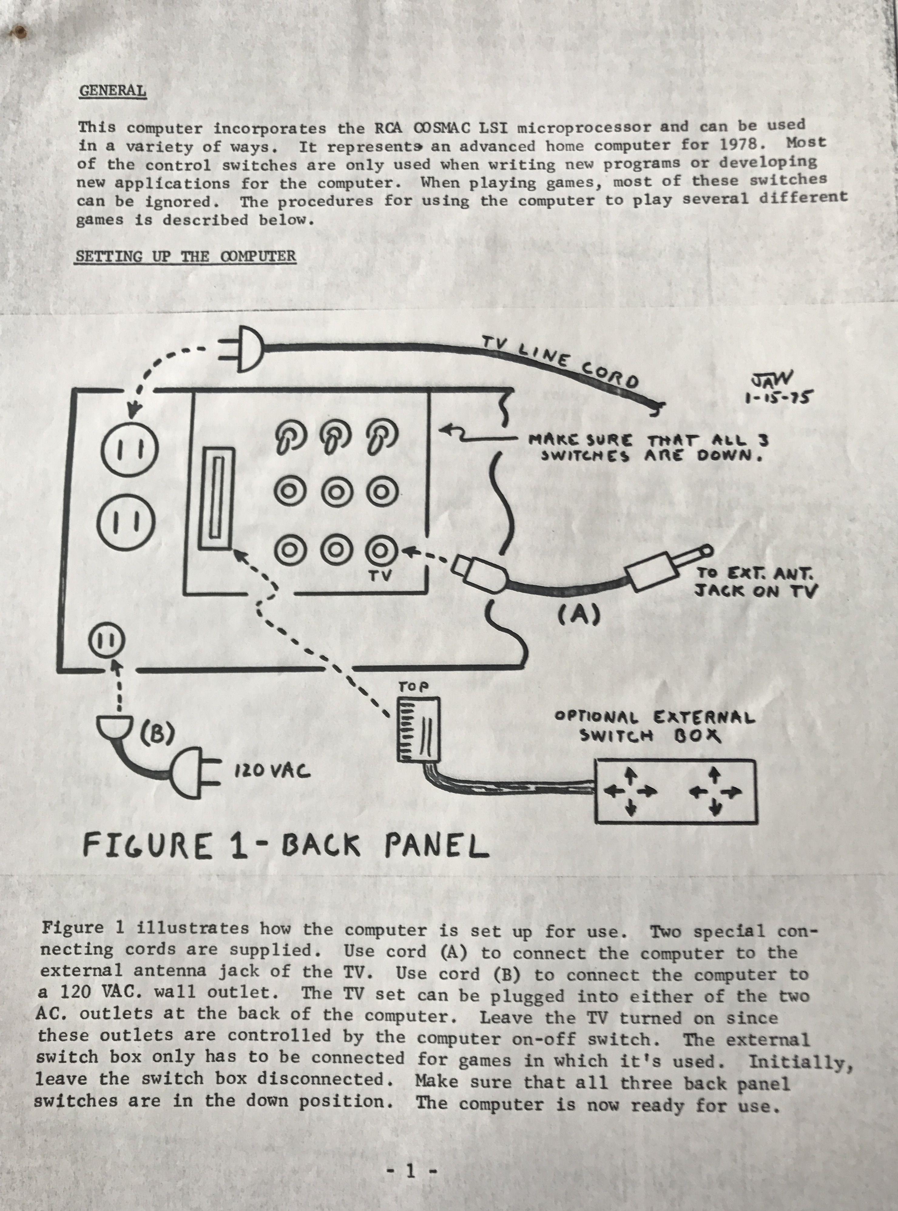 История первых микропроцессорных видеоигр - 8