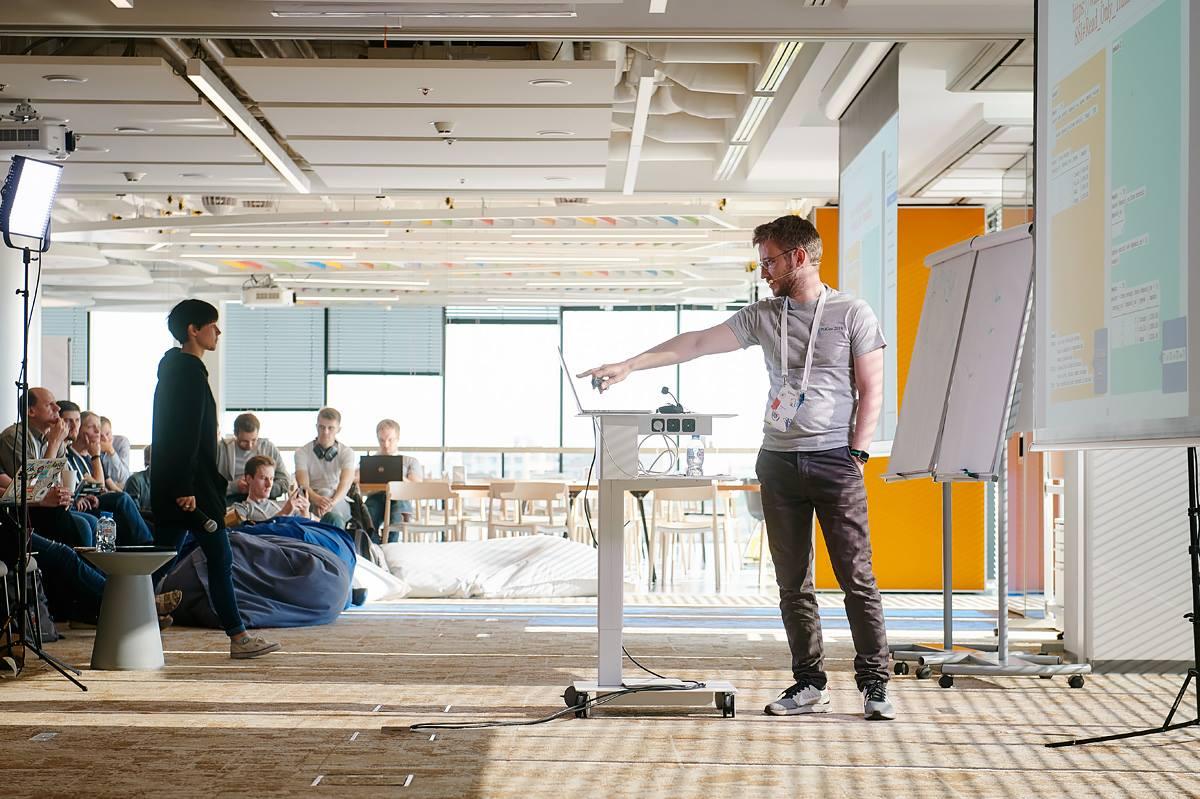 Материалы с встречи #RuPostgres — видеозаписи, презентации, разбор викторины и фотоотчёт - 1