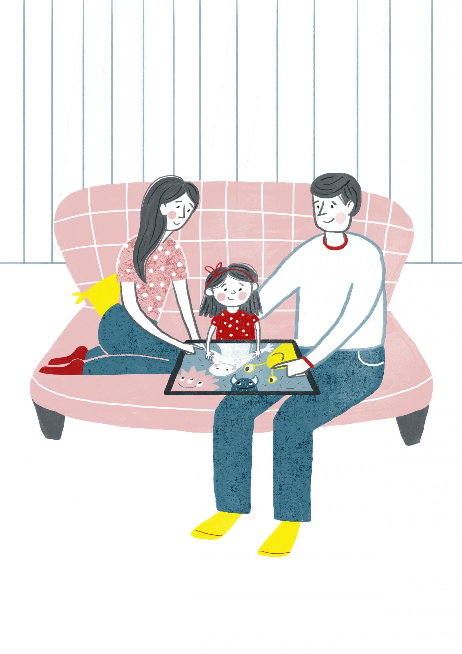 Ребенок, интернет и родители. Как избежать ловушек, получить пользу и остаться друзьями? - 5