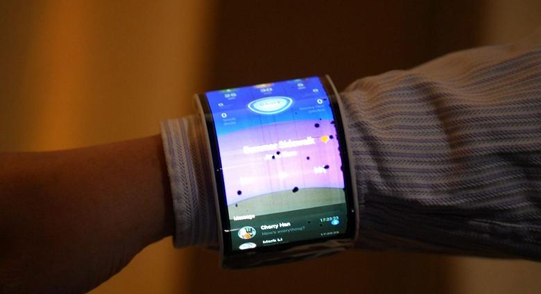 Смартфон Lenovo со сгибающимся дисплеем могут представить в октябре