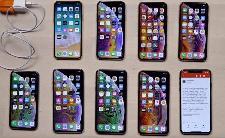 У новых смартфонов Apple есть массовая проблема с процессом зарядки