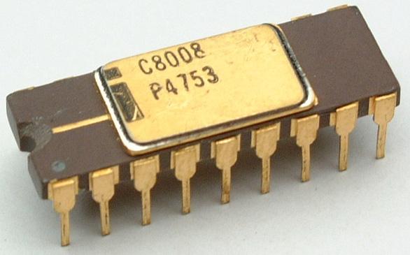 Заглядывая внутрь сопроцессора Intel 8087 - 1