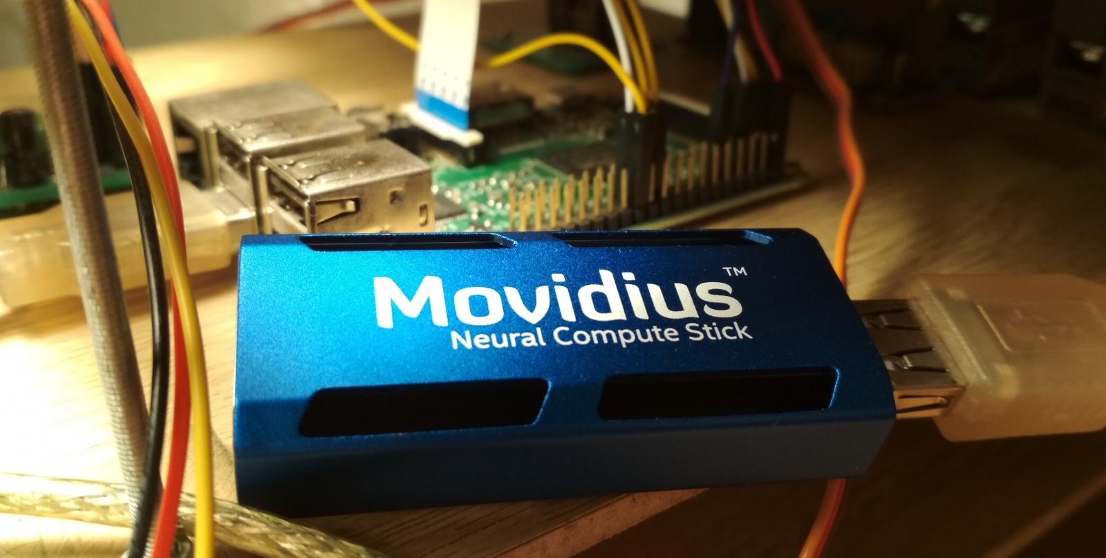 Обнаружение лиц на видео: Raspberry Pi и Neural Compute Stick - 1