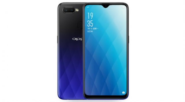 Появились характеристики и результаты тестов смартфона Oppo K1
