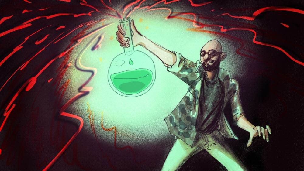Познакомьтесь с анархистами, самостоятельно делающими лекарства - 1