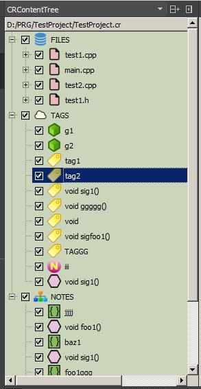 CodeRainbow: интерактивное изучение и документирование кода - 5