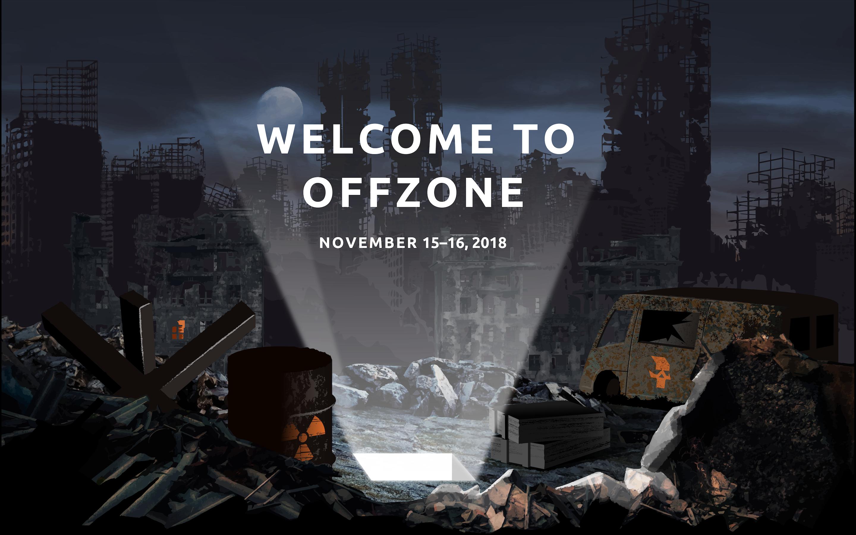 OFFZONE 2018 приветствует новобранцев - 1