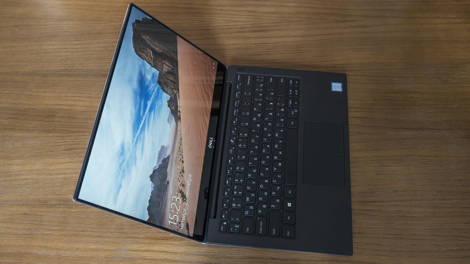 Обзор ноутбука Dell XPS 13 9370: лёгкий, красивый, быстрый - 1