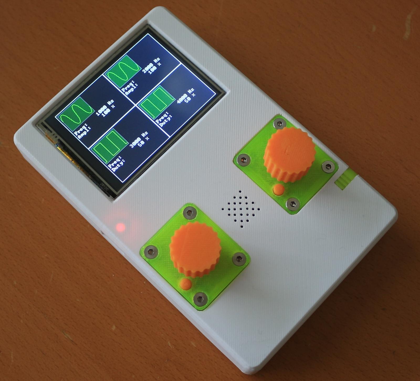 DevBoy: делаем генератор сигналов - 1