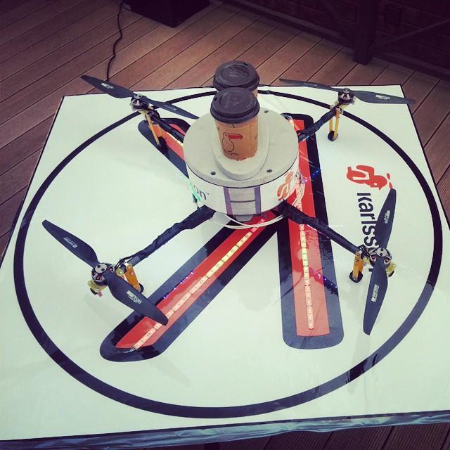 Московский стартап делал доставку дронами, когда Амазон ее только планировал - 1