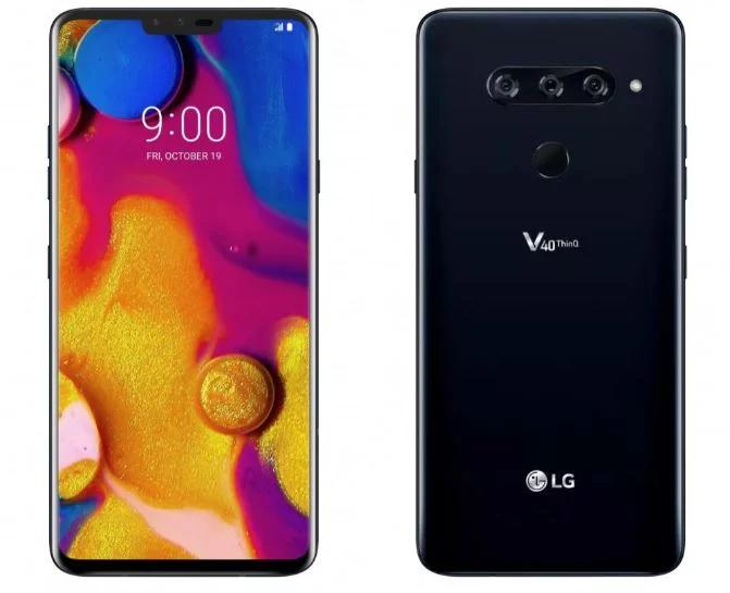 LG может выпустить смартфон с семью камерами