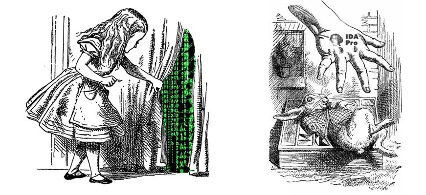 Как написать на ассемблере программу с перекрываемыми инструкциями (ещё одна техника обфускации байт-кода) - 1