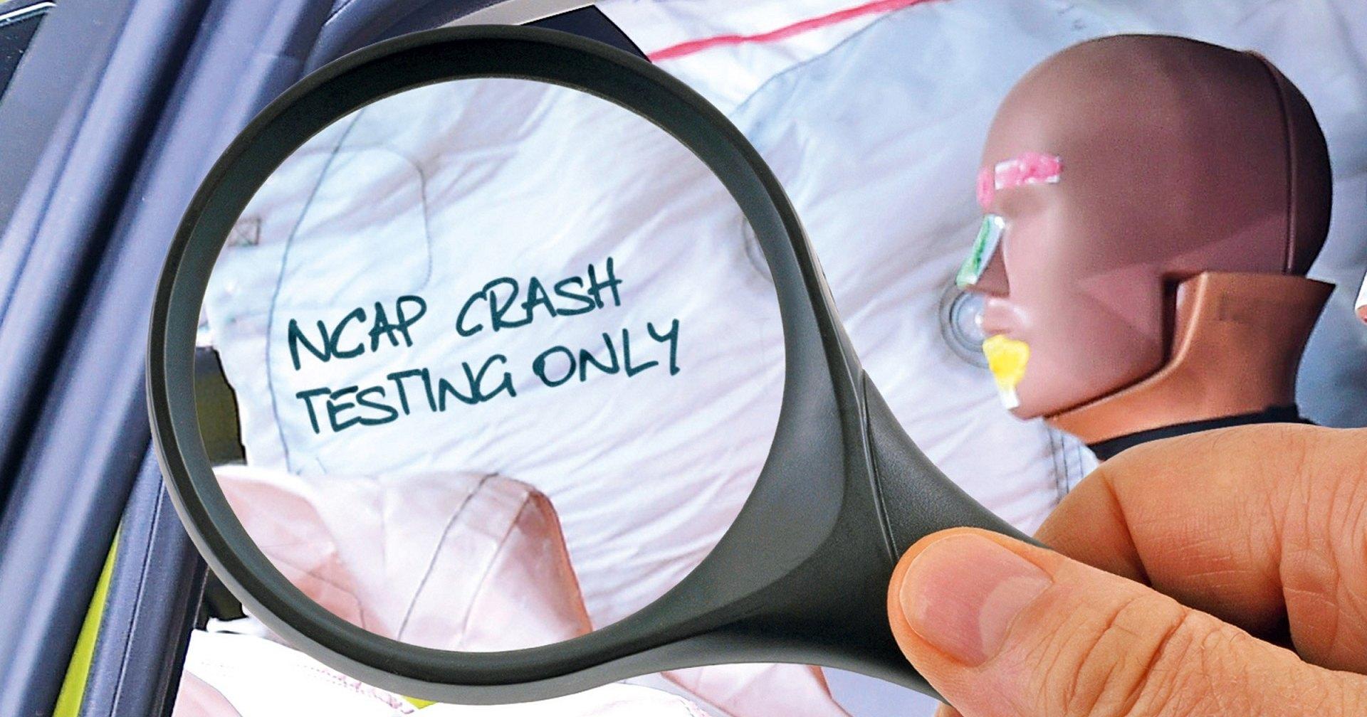 Euro NCAP уличил автопроизводителей в обмане