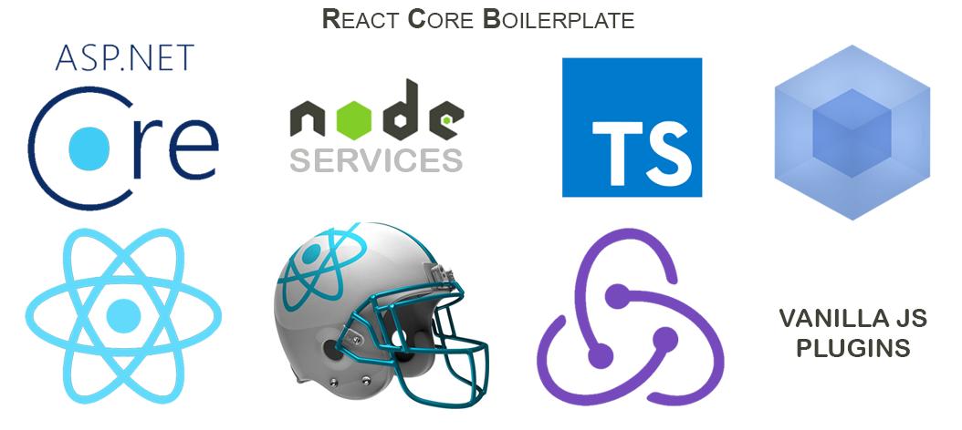 Боилерплейт ASP.NET Core 2 с React, Redux и плюшками - 1