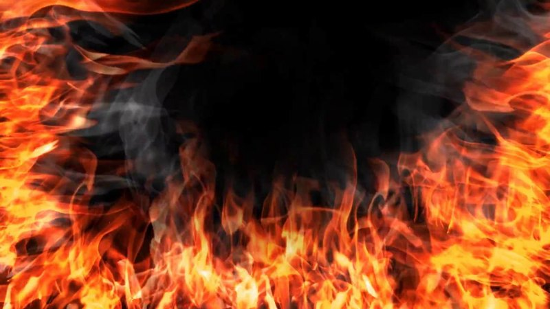 Как потушить огонь… молнией