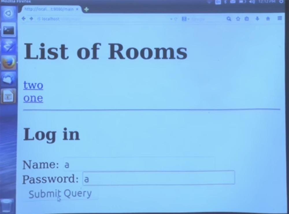 Курс MIT «Безопасность компьютерных систем». Лекция 11: «Язык программирования Ur-Web», часть 3 - 19
