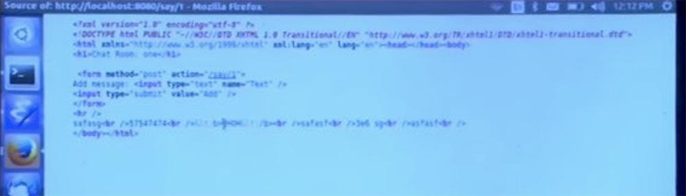 Курс MIT «Безопасность компьютерных систем». Лекция 11: «Язык программирования Ur-Web», часть 3 - 21