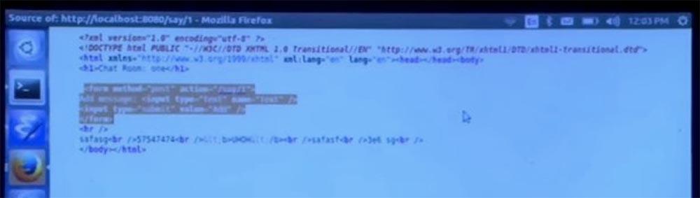 Курс MIT «Безопасность компьютерных систем». Лекция 11: «Язык программирования Ur-Web», часть 3 - 7