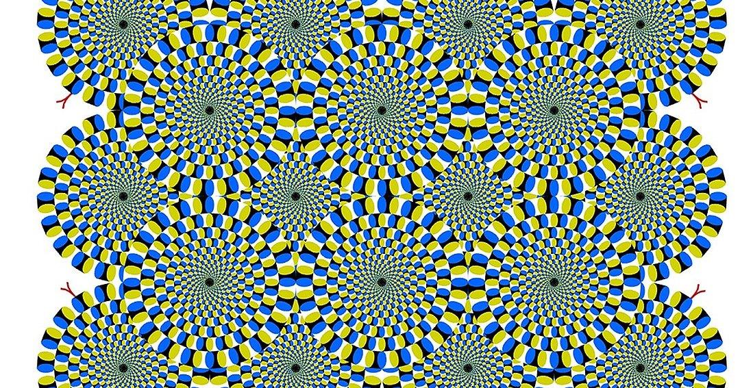 Может ли робот создать оптическую иллюзию: дерзкий эксперимент