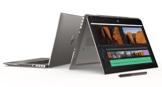 HP обновила мобильные рабочие станции ZBook