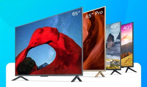 Xiaomi представила четыре новых телевизора