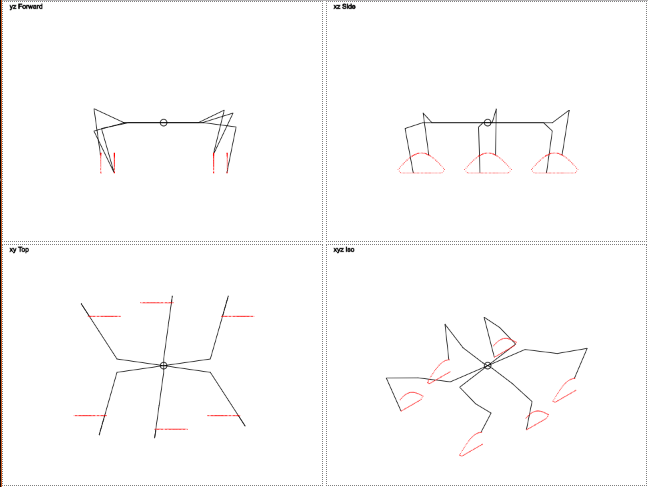 Как я строил гексапод в Space Engineers. Часть 1 - 1