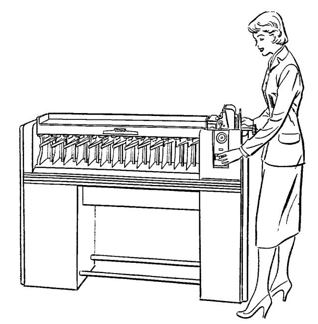 Ликбез по работе с перфокартами (или история о том, как с 1890-го по 1970-й «большие данные» обрабатывались) - 3