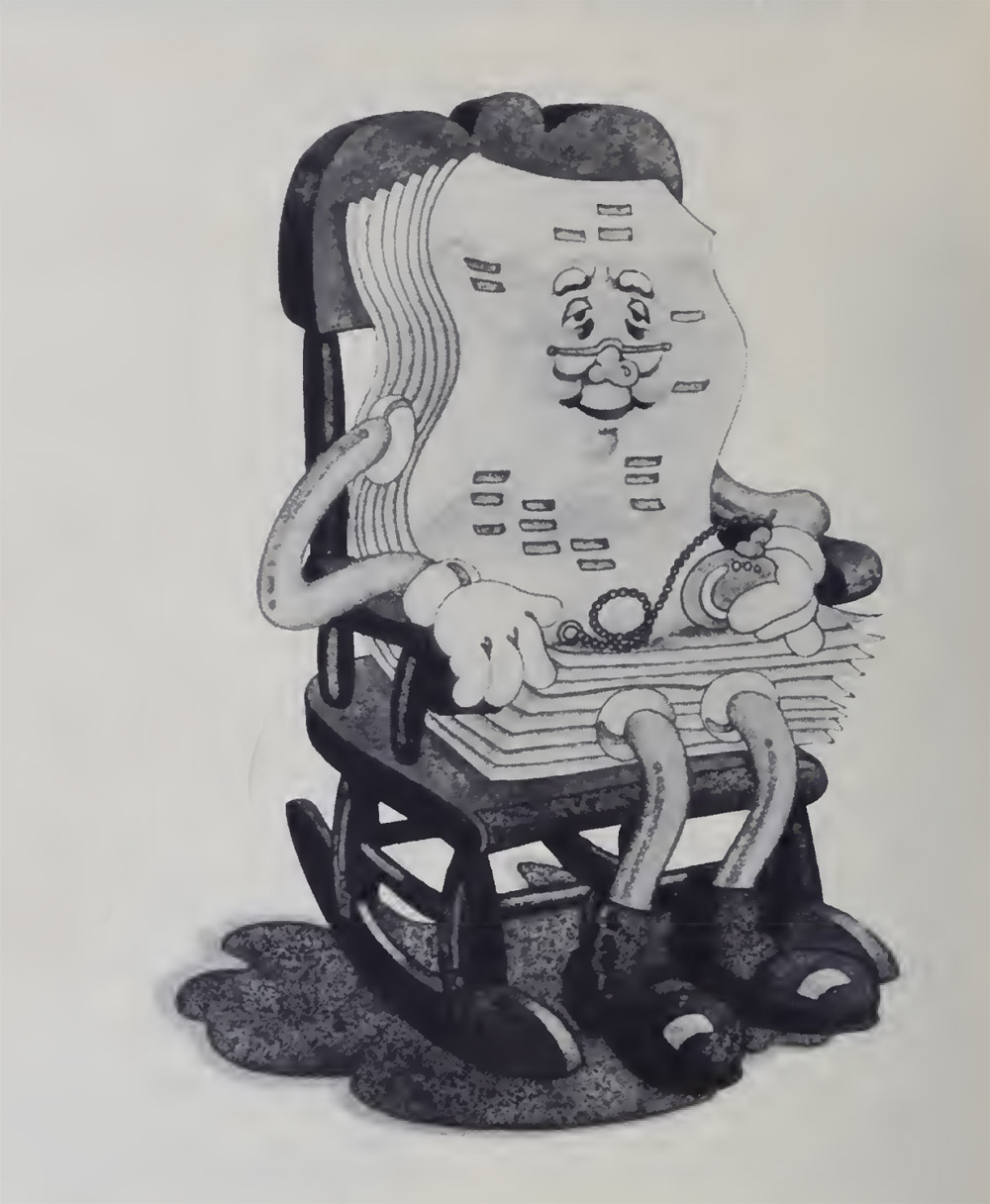 Ликбез по работе с перфокартами (или история о том, как с 1890-го по 1970-й «большие данные» обрабатывались) - 5