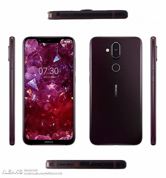 Все детали о смартфоне Nokia 7.1 Plus (Nokia X7) слили в Сеть перед самым анонсом