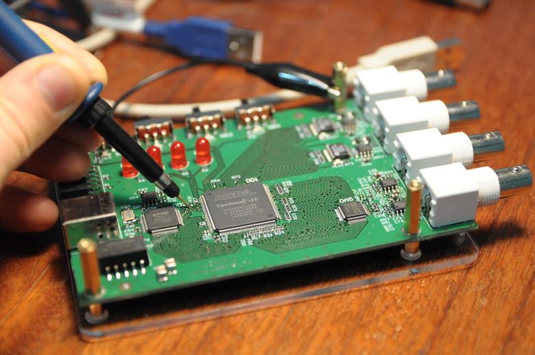 Загрузка конфигурации в ПЛИС через USB или разбираем FTDI MPSSE - 1
