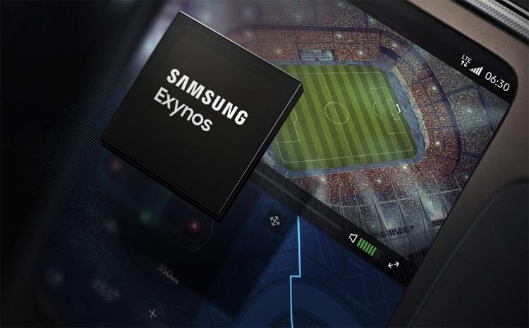 Samsung Exynos Auto: процессоры для автомобильных систем