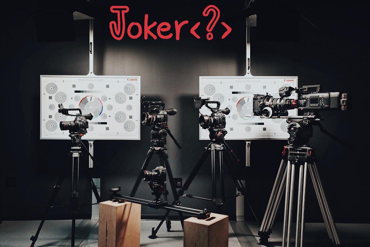 Бонусы Joker 2018: бесплатная онлайн-трансляция, бофы, вечеринка и настолки - 1