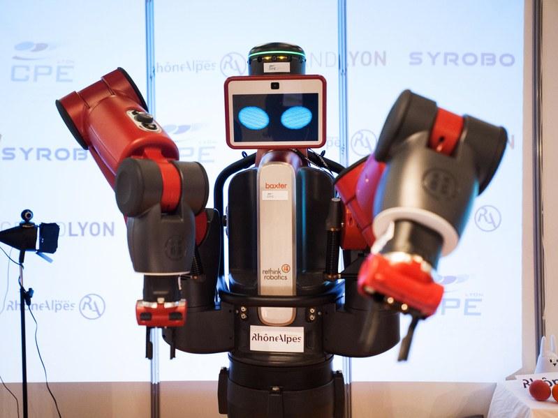 Долгое прощание с Бакстером, самым кротким великаном среди роботов - 1