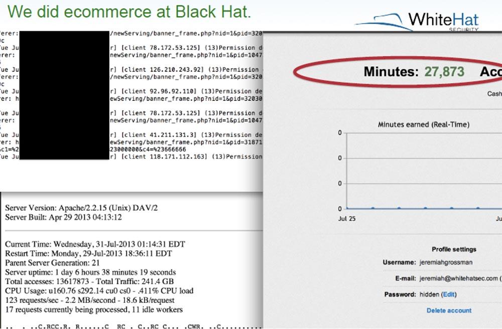 Конференция BLACK HAT USA. Ботнет из миллиона браузеров. Часть 2 - 9