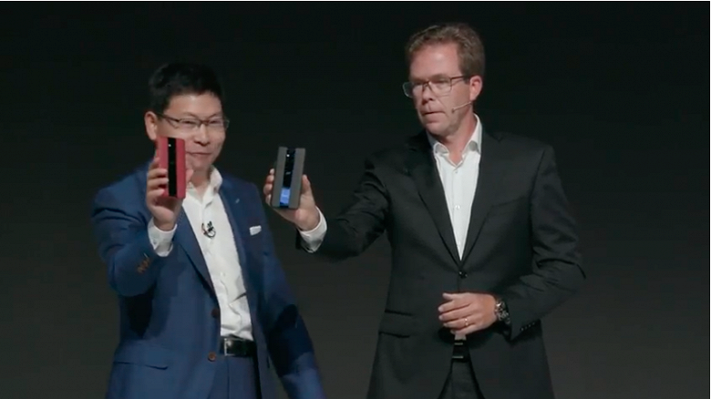 Представлен премиальный смартфон Porsche Design Huawei Mate 20 RS