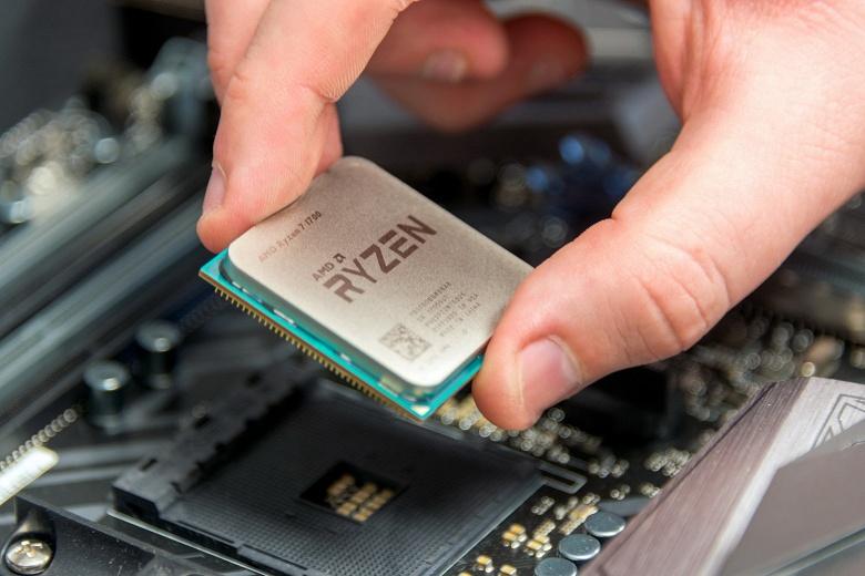 Процессоры AMD Ryzen дешевеют на фоне удорожания CPU Intel
