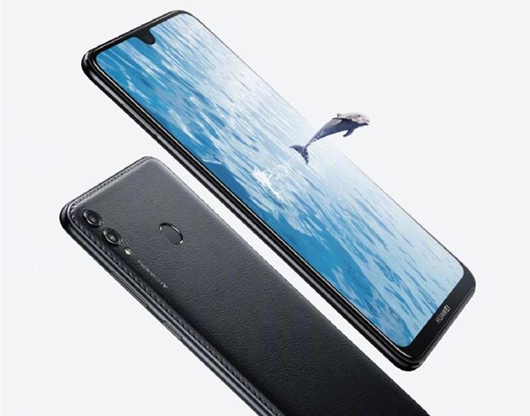 Смартфон Huawei Enjoy MAX получил огромный дисплей и мощный аккумулятор