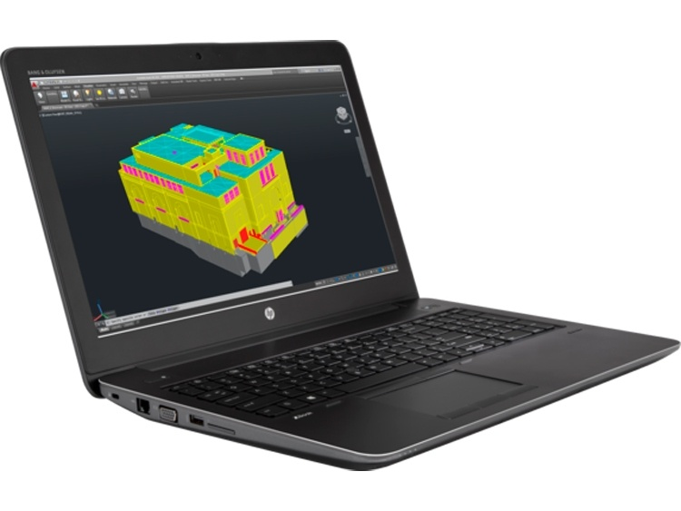 HP начала поставку ноутбуков ZBook с процессорами Core i9, видеокартой NVIDIA Quadro P2000 и оперативной памятью до 128 Гбайт