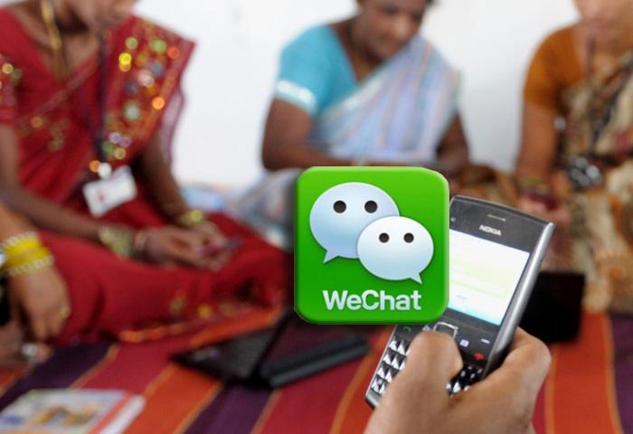 WeChat в Индии: от мощного запуска к полной потере интереса - 1