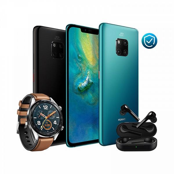 Флагманские смартфоны Huawei Mate 20 и Mate 20 Pro уже можно заказать в России