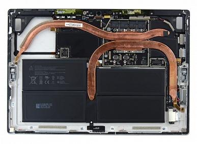 Планшет Microsoft Surface Pro 6 неремонтопригоден