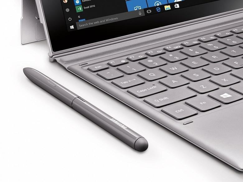 Samsung представила свой первый компьютер с Windows 10 и однокристальной системой Snapdragon 850