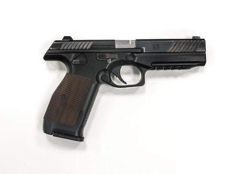 Росгвардия начала испытания нового пистолета