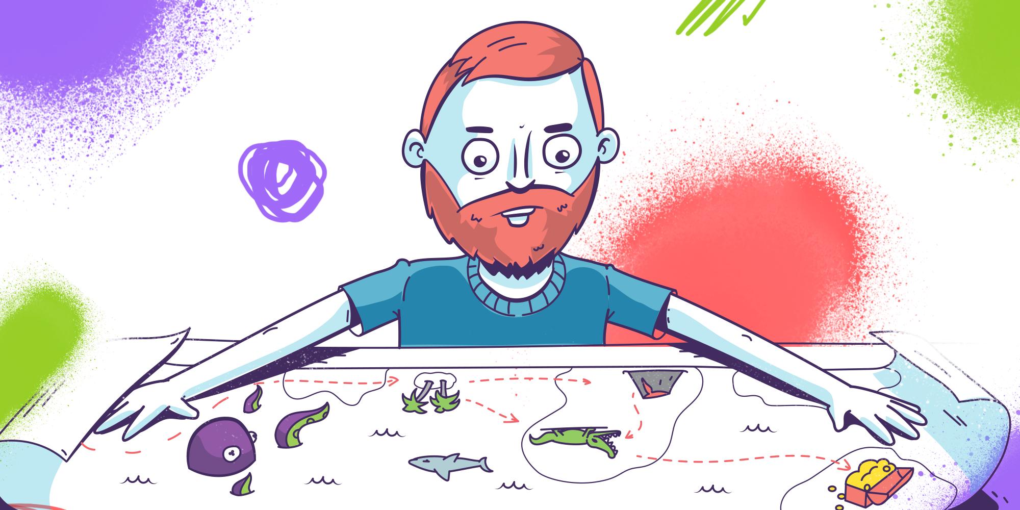 Современная веб-разработка: выбери себе приключение - 1