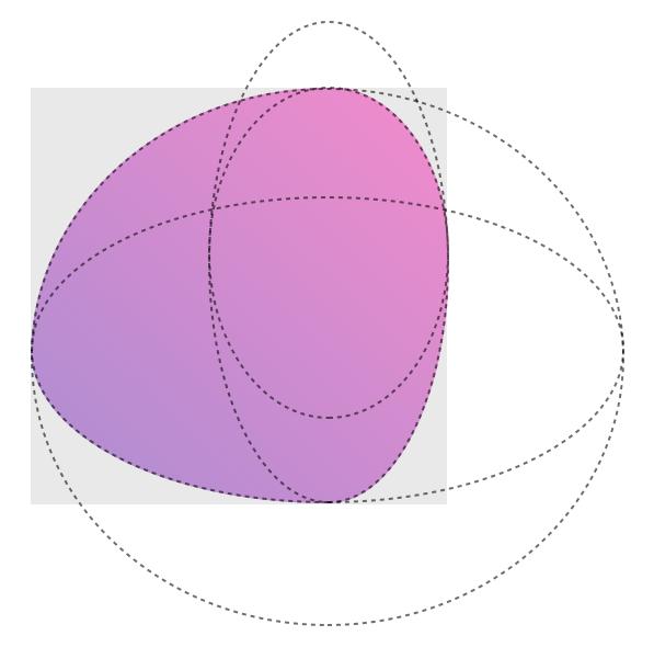 CSS: интересные возможности border-radius - 7