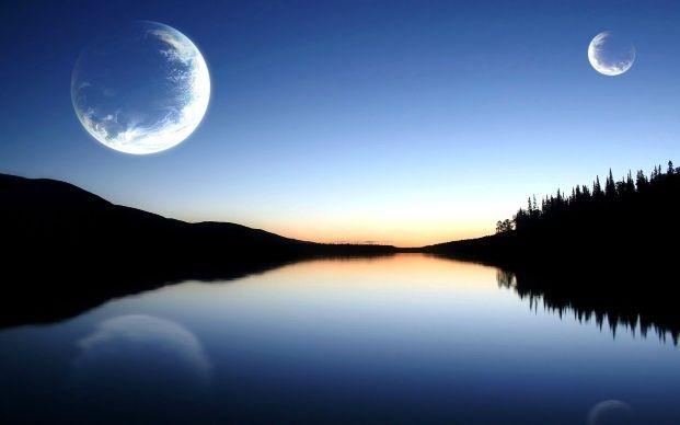 Китайцы поднимут в небо еще одну Луну, которая будет в несколько раз ярче спутника Земли