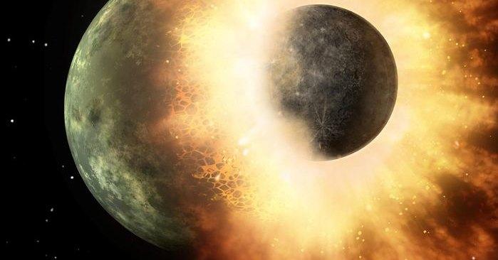 В Солнечной системе когда-то была «алмазная» планета